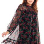 Společenské šaty  model 139517 awama