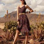 Top Secret Šaty dámské PIKOLI květované
