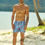 Pánské plavky – kraťasy Henderson 37837 Hike