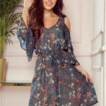 Společenské šaty  model 140907 Numoco