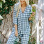 Dámské pyžamo LNS 470 2 A20
