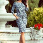 Dámské šaty 13-87 – Numoco