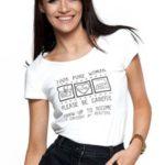 Dámské tričko Moraj BD 650-007
