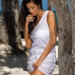Plážové šaty Rose M-382 – Marko