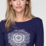 Dámské pyžamo LNS 082 – Key