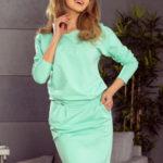 Dámské šaty 189-1 – Numoco