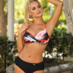 Dvoudílné plavky  model 143757 Marko