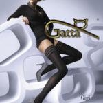 Samodržící punčochy Gigi 01 – Gatta