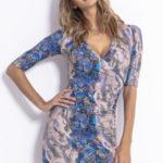 Večerní šaty model 142481 Fobya