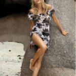 Plážové šaty D-12/K – Etna