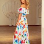 Dámské šaty 194-1 – Numoco