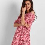 Denní šaty Dagna 267 – Ivon