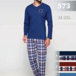 Pánské pyžamo 573 BIG
