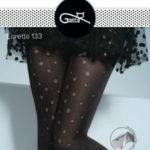 Dámské punčochové kalhoty LORETTA – Mikrovlákno