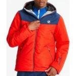 Pánská lyžařská bunda Dare2B Domain Jacket AAR červená