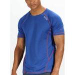 Pánské tričko Regatta Virda II 5TC modré