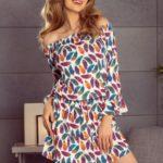 Dámské šaty 198-2 – NUMOCO