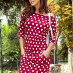 Dámské šaty  13-111  – NUMOCO