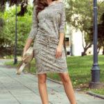 Dámské šaty  13-110 – Numoco