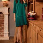 Společenské šaty  model 123110 Lemoniade