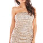 Krátké šaty  model 150761 awama