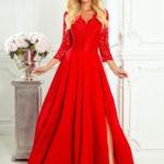 Dlouhé šaty  model 146642 Numoco