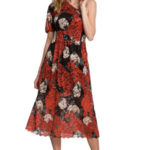 Večerní šaty model 142957 Makover