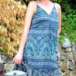Dámské letní šaty Pink Planet LS637