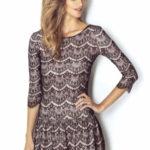 Večerní šaty model 143024 IVON