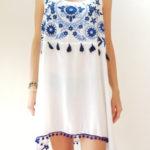 Dámské letní šaty PG280-000
