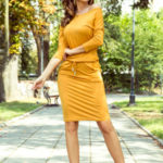 Dámské šaty  13-112  – NUMOCO