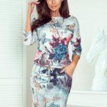 Dámské šaty  13-115 – NUMOCO