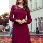 Dámské šaty  291-1 Moira – NUMOCO