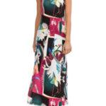 Vamp – Dámské elegantní šaty 12463 – Vamp