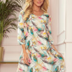 Dámské šaty  303-1 Ivette – NUMOCO