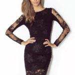 Večerní šaty model 142836 IVON