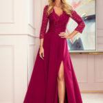 Dlouhé šaty  model 145153 Numoco