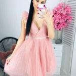 Dámské šaty HM2250 – Eva-Lola