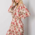 Dámské šaty s květinami 12318-6.28 – Pammy Italy