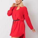 Dámské šaty s opaskem 5766 – FPrice