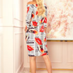 Dámské šaty  13-122 – NUMOCO