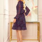 Dámské šaty  295-4 BAKARI – NUMOCO