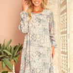 Dámské šaty  319-2 HANNAH – NUMOCO