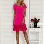 Dámské šaty s výstřihem SK828 – FPrice