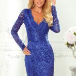 Večerní šaty model 146898 Numoco  Sukienka Model 170-8 Chaber – Numoco