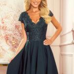 Večerní šaty model 146430 Numoco  Sukienka Model Patricia 300-5 Green – Numoco