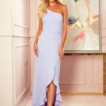Večerní šaty model 146428 Numoco  Sukienka Model 317-2 Light Wrzos – Numoco