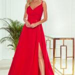 Večerní šaty model 143340 Numoco  Sukienka Model Chiara 299-1 Red – Numoco