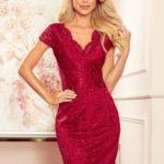 Večerní šaty model 153755 Numoco