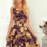 Večerní šaty model 152304 Numoco